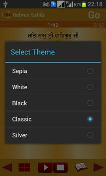 Rehras Sahib Path Audio apk screenshot