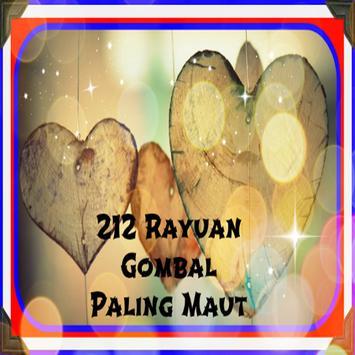 212 Rayuan Gombal Paling Maut poster