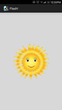 Flash! - Simple Flash App apk screenshot
