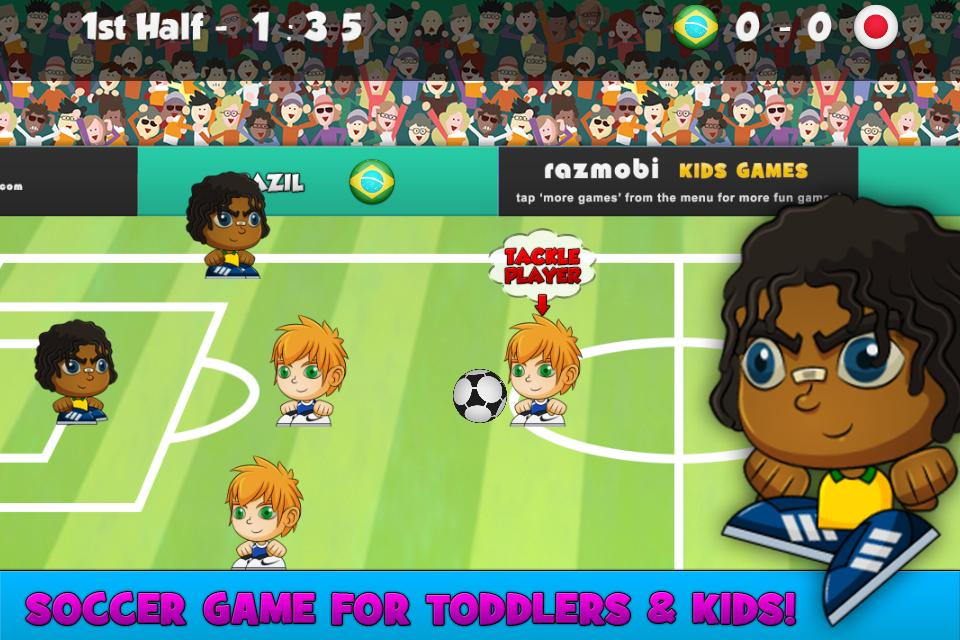 Soccer Game for Kids for Android - APK Download
