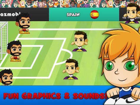 Soccer Game for Kids screenshot 14