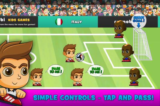 Soccer Game for Kids screenshot 2