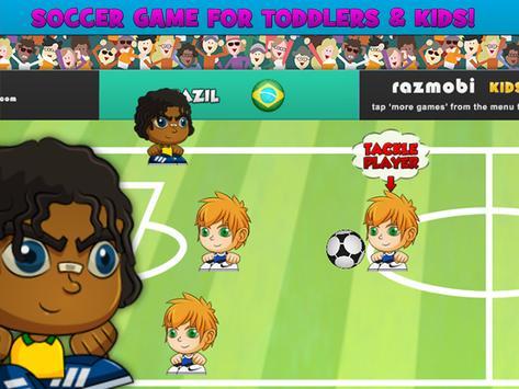 Soccer Game for Kids screenshot 5
