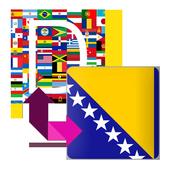 Bosnian Dictionary Translator icon