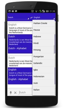 Dutch Dictionary screenshot 12