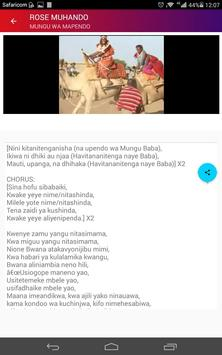 Rose Muhando Lyrics screenshot 7