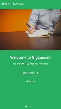 GigLancer (Unreleased) poster