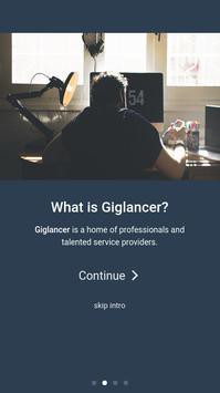 GigLancer (Unreleased) apk screenshot