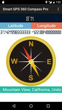 Smart GPS 360 Compass Pro screenshot 14