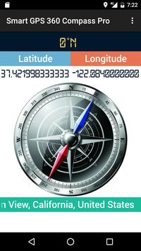 Smart GPS 360 Compass Pro screenshot 17