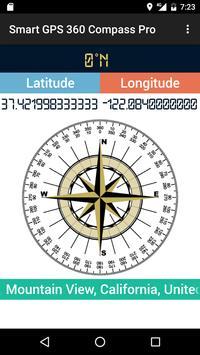 Smart GPS 360 Compass Pro screenshot 18