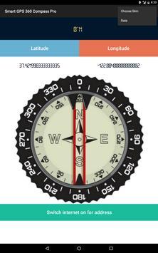 Smart GPS 360 Compass Pro screenshot 9