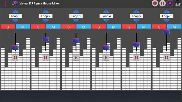 Virtual DJ Remix House Mixer screenshot 10