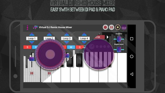 Virtual DJ Remix House Mixer screenshot 21
