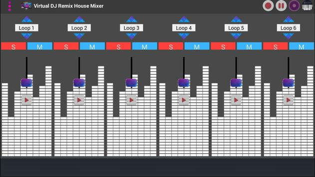 Virtual DJ Remix House Mixer screenshot 8