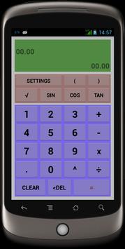 rc calculator poster