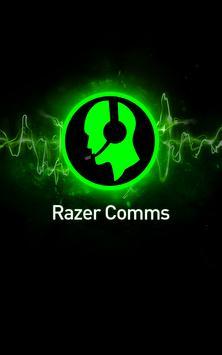 Razer Comms - Gaming Messenger poster