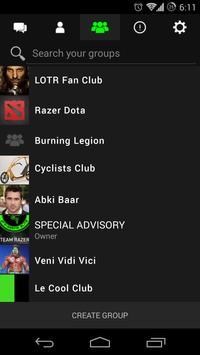 Razer Comms - Gaming Messenger screenshot 3