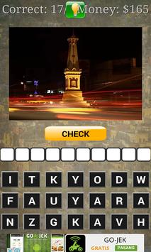 Tebak Kota Indonesia apk screenshot