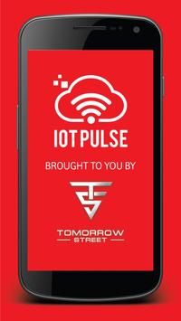 IoT Pulse by Vodafone poster
