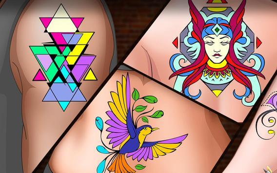 Guide Tattoo Designs Studio poster