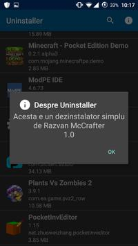 Smart Uninstaller apk screenshot
