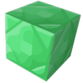 Emerald Mod for Minecraft: PE icon