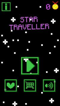 Star Traveller poster
