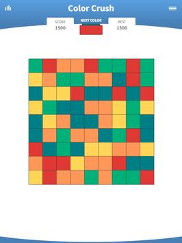 Color Crush · Matching Puzzle Game apk screenshot