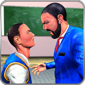 Bully Gang: Free High school Gangster game icon