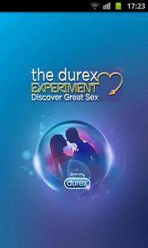 Durex Experiment APP Poster