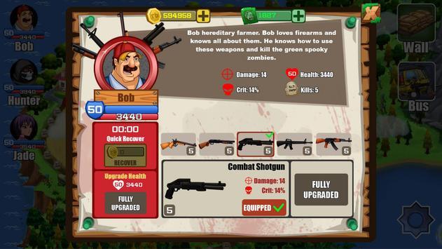 R.I.P. Zombie apk screenshot