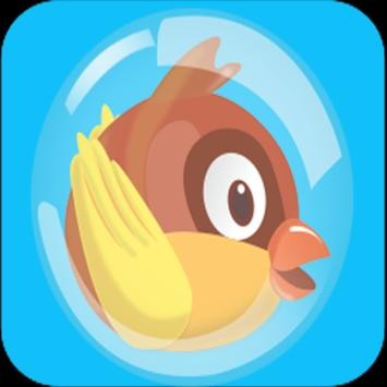 Birdy Bubble Shooter poster