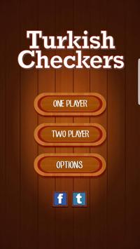 Checkers - Turkish checkers screenshot 3