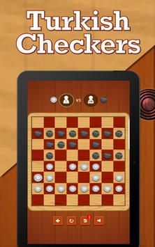 Checkers - Turkish checkers screenshot 6