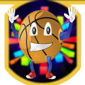 Basketball : Jump Funny Ball icon