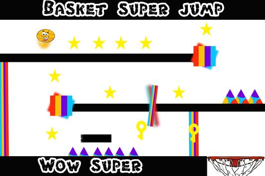 Basketball : Jump Funny Ball poster