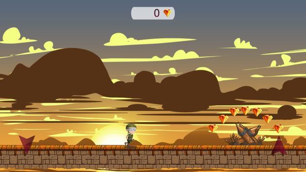 Anime Zombie : Super Adventure apk screenshot