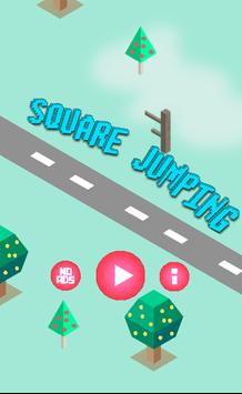 Cube Runner : Cubie Jump poster