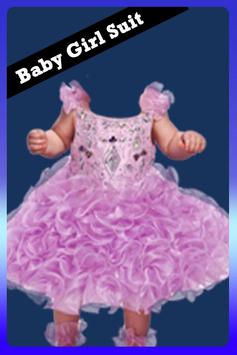 Baby Girl Suit pro screenshot 5