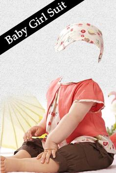 Baby Girl Suit poster