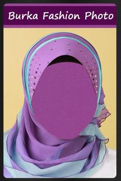 Burka Fashion Photo poster