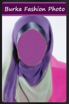 Burka Fashion Photo apk screenshot