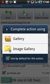 Easy Unrar, Unzip & Zip screenshot 6