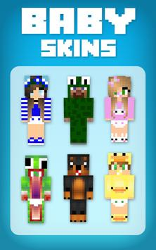 Baby Skins For MCPE For Android APK Download - Skin para minecraft pe baby