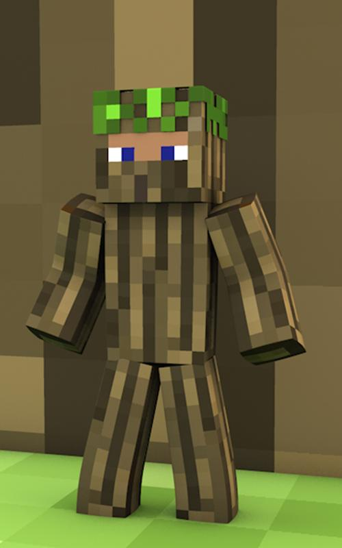 CamouflageSkins Für Minecraft Für Android APK Herunterladen - Skins fur minecraft machen