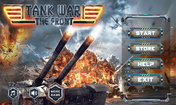 Tank War :The Front poster