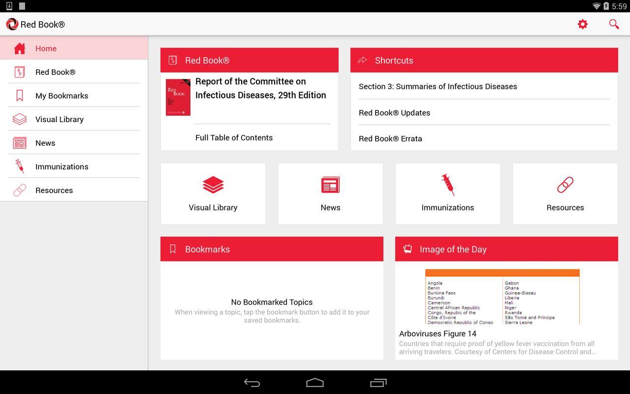 aap red book pdf free download
