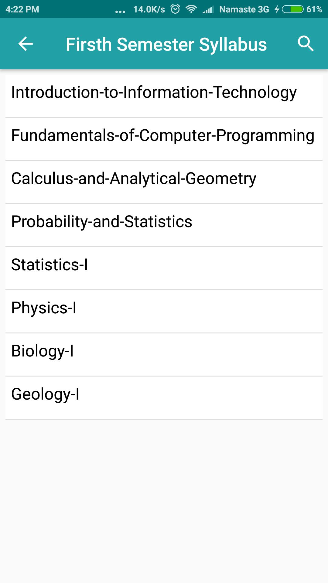 BSc CSIT for Android - APK Download