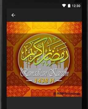 Ramadan Kareem 1438H screenshot 5